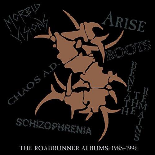 The Roadrunner Albums: 1985-1996 [VINYL] Sepultura Vinyl