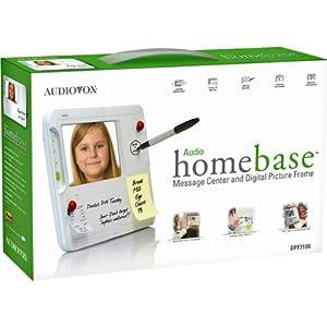Amazon.com : Audiovox Electronics Homebase DPF710K Digital