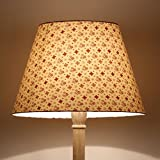 Craftter SMALL DESIGN BEIGE Colour FABRIC FLOOR Lamp Shade (CWFLS-31)
