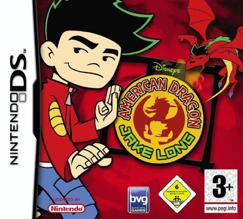 American Dragon: Jake Long (Nintendo DS)