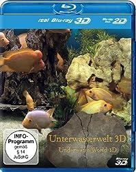 Underwater World 3D [Blu-ray 3D+2D] (Region Free)