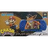 Balaji Retails Pvp Tv Game Console Handheld Like Sony PSP 3- Blue
