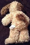 BUILD A BEAR BABW SCRUFFY PUPPY SHAGGY TAN BROWN DOG 17