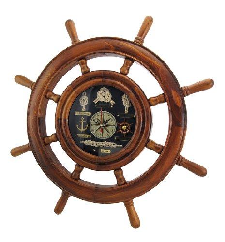 Large Nautical Wall Clocks