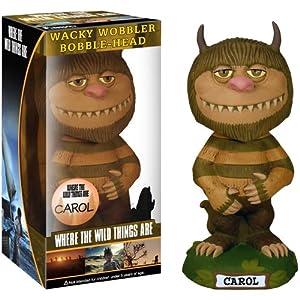 Where the Wild Things Are Carol Wacky Wobbler