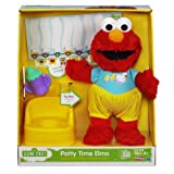 Sesame Street Playskool Potty Time Elmo Plush Toy