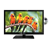 VELTECH VELLE22GBRDVD 22 -inch LCD 1080 pixels 50 Hz TV With DVD Player