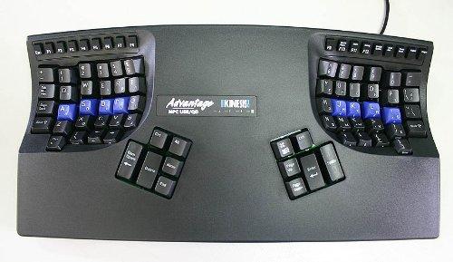 Kinesis Advantage USB Contoured Keyboard