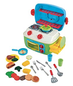 Early Learning Centre - Mini Sizzlin' Kitchen: Amazon.co ...