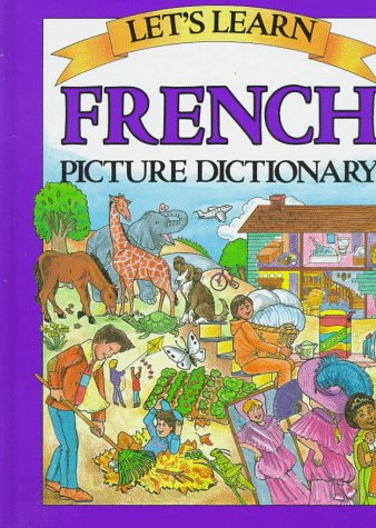 Let's Learn French Picture Dictionary