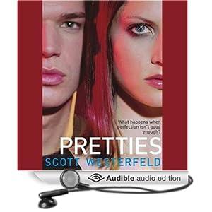 Scott westerfeld pretties audio book
