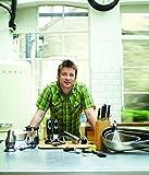 Jamie Oliver JB7500 Tranchiermesser 20 cm, schwarz -