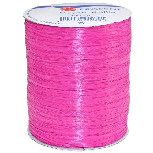Hunter Morex Ribbon Rayon Raffia Fabric Ribbon Spool 100-Yard