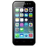 Intex Aqua 3G+ Smart Mobile Phone - (Black)