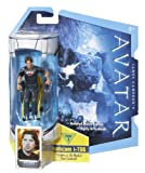 James Cameron's Avatar RDA Jake Sully with Shaggy hair Action Figure