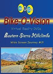 Bike-O-Vision Cycling Journey- Eastern Sierra Hillclimbs BLU RAY (#19) [Blu-ray]