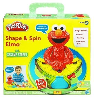 Amazon: Sesame Street Play-Doh...