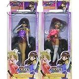 Mobile Suit Gundam 0083 Card Builder DX Girl Figure Limited Ver whole set of 2