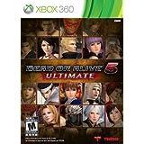 TECMO KOEI Dead Or Alive 5 Ultimate X360 / 0240 /