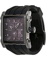 Titan HTSE Black Dial Analog Watch For Men-1635KP04