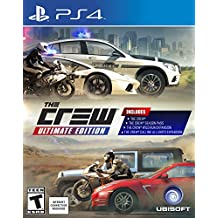 The Crew Ultimate Edition PS4