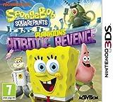 SpongeBob SquarePants Plankton's Robotic Revenge Nintendo 3DS Game