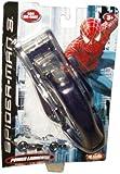 Spiderman 3 Power Launcher 1:64 Scale Die Car - VENOM Speedster with Black Launcher
