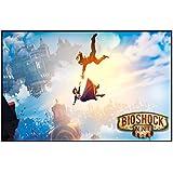 Styzzy Bioshock Infinite Gaming Poster Paper Print -1