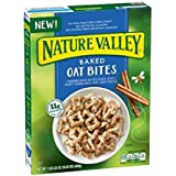 General Mills, Nature Valley, Baked Oat Bites Cereal, 16.25oz Box (Pack Of 3)