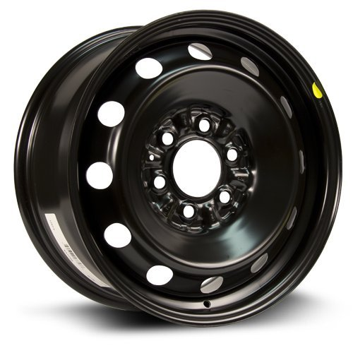 Steel Rim 17X7.5, 6X135, 87.1, +42, black finish (MULTI APPLICATION FITMENT) X47756