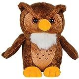 "5.5"" Owl Pounce Pal Plush, Case Of 24"