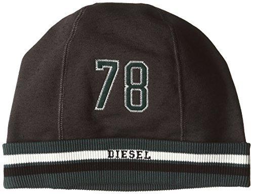 Diesel Men's Ceysall Hat, Black, One Size