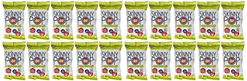 Skinny Pop Popcorn, 100 Calorie Bags, .65 oz (pack of 20)
