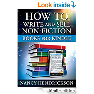 Amazon.com: How to Write & Sell Non-Fiction Books for