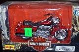 Harley-Davidson Die Cast Metal Replica with Plastic Details ~ FLHR Road King 1999