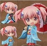 LY Q version clay magic circle 332 # Maiko dancing girls face transplant doll ornaments