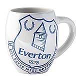 Everton FC Football Team Tea Tub Shaped Ceramic Mug