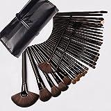 Efrank Professional 32pcs Superior Soft Makeup Brush Set Beauty Lady Studio Pro Makeup Make Up Cosmetic Brush...