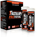 Fast&Up Pro Total Performance High Protein Salmon Supplement (Citrus Passion)