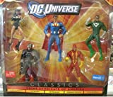 DC Universe Classics Exclusive Action Figure 5Pack Crime Syndicate of Amerika Ultraman, Owlman, Superwoman, Power Ring Johnny Quick