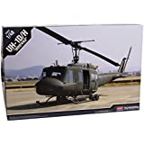 1/48 Uh 1 D/H R.O.K Army Helicopter 12308 Plastic Model Kit