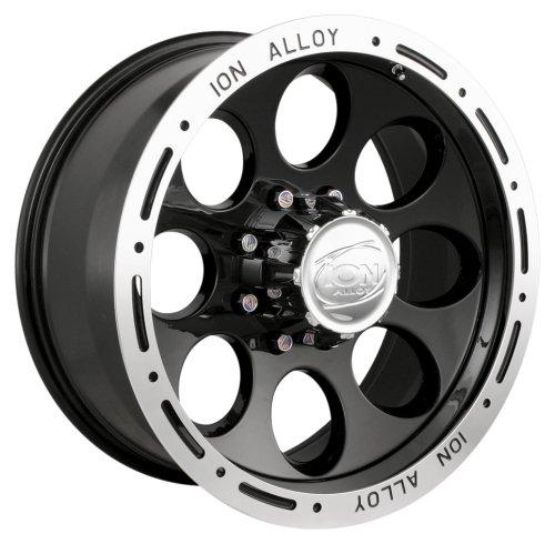 Ion Alloy 174 Black Beadlock Wheel (18×9″/5x127mm)