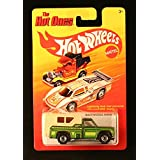 BACKWOODS BOMB (GREEN) * The Hot Ones * 2011 Release Of The 80s Classic Series - 1:64 Scale Throw Ba