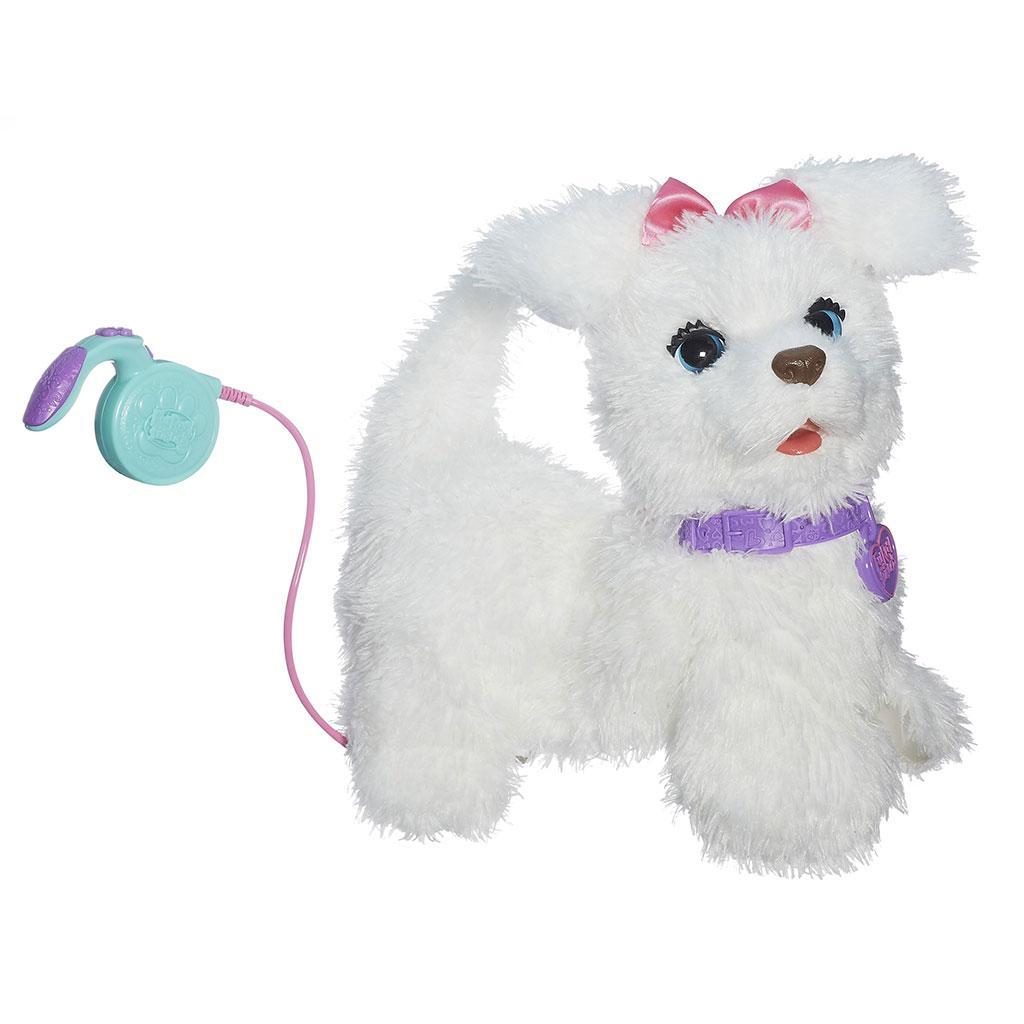 Amazon.com: FurReal Friends Get Up & GoGo My Walkin' Pup