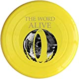 WG Brand Yellow, One Size : WG Unisex The W Alive American Metalcore Band DARK MATTER Outdoor Game Frisbee Game...