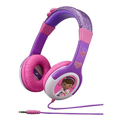 KIDdesigns Doc McStuffins Rockin Doc Headphones