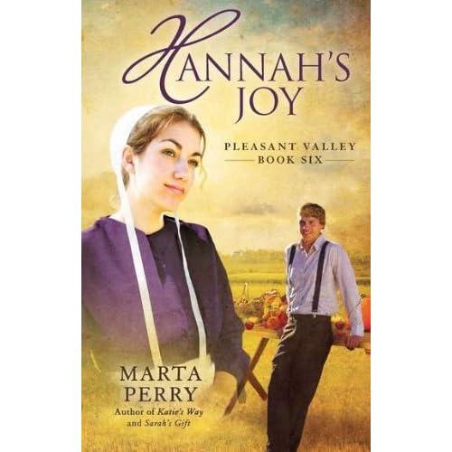 Hannah's Joy Perry, Marta (Author)