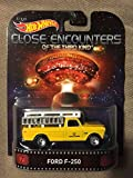 Hot Wheels Retro Close Encounters of the Third Kind Ford F-250 Vehicle