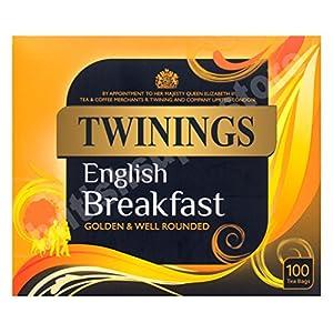 Twinings English Breakfast 100 Btl. 250g (Original
