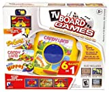 Tv Board Games 6 Games in 1 Candyland and More!